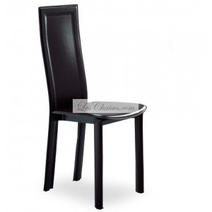 chaise salle a manger contemporaine cl105. Black Bedroom Furniture Sets. Home Design Ideas