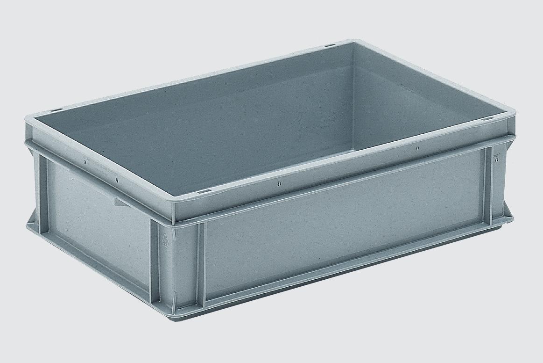 bac plastique gerbable kesbac 600x400x170mm. Black Bedroom Furniture Sets. Home Design Ideas