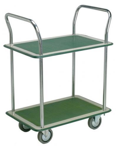 Chariot multi usage 2 plateaux tpfa21s1n comparer les - Chariot de jardin multi usage ...