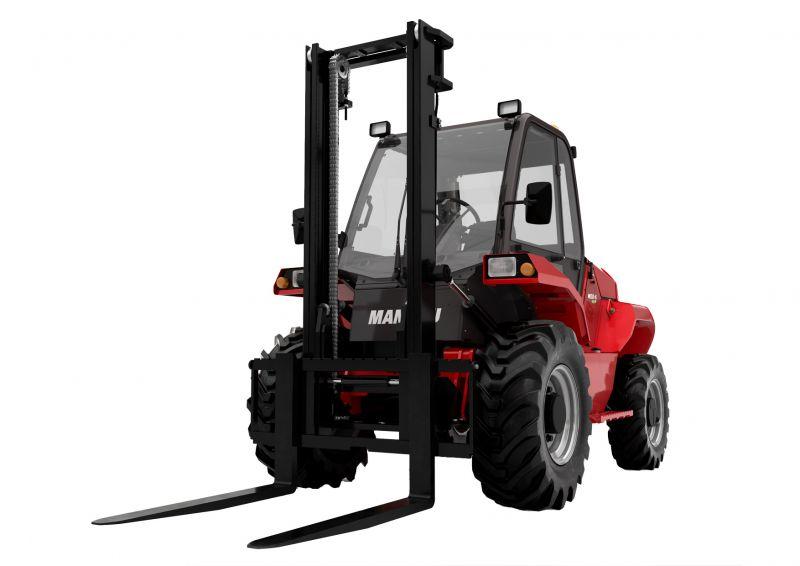 M 26-2 chariot élévateur - manitou - 2600 kg
