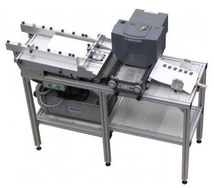 Machine à hologrammes h21 automatique pro feuille à feuille sous vide