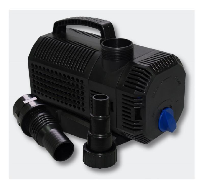 Pompes pour fontaines happet achat vente de pompes for Pompe a bassin exterieur