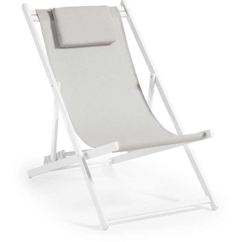 Chaise longue kavehome achat vente de chaise longue for Chaise kavehome