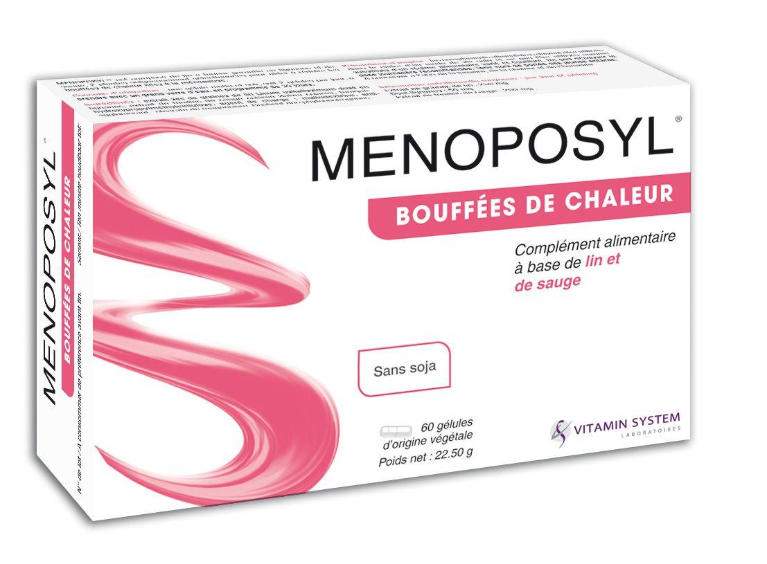 MENOPOSYL® BIEN VIVRE SA MÉNOPAUSE