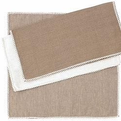 serviette de table en coton 40 x 40 cm. Black Bedroom Furniture Sets. Home Design Ideas