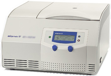 Sigma centrifugeuse 3-16 ventilé ..........centrifugeuse réfrigeré 3-16k