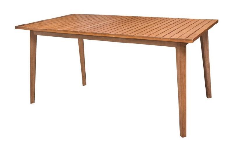 TABLE DE SALON DE JARDIN OCTOGONALE 45CM EN BOIS D\'ACACIA ET MÉTAL ...