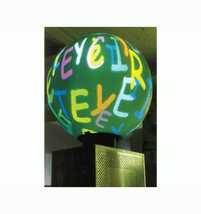 Ballon-video citysphere