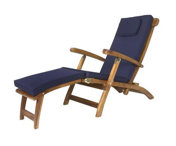 chaise longue teck 39 attitude achat vente de chaise. Black Bedroom Furniture Sets. Home Design Ideas