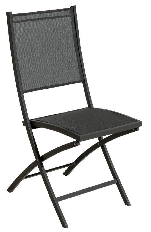 chaise de jardin castorama proloisirs fauteuil de jardin florence en aluminium et textilne with. Black Bedroom Furniture Sets. Home Design Ideas