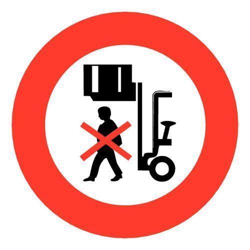 panneau d 39 interdiction ne pas stationner sous la charge adh sif comparer les prix de. Black Bedroom Furniture Sets. Home Design Ideas