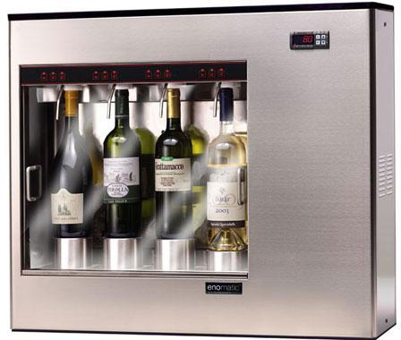 Distributeurs de vins
