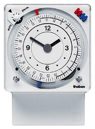 Horloge programmable analogique