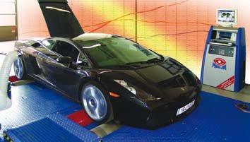 Tests de vehicules tous les fournisseurs cellule d 39 essai vehicule cellule d 39 essai de deux - Banc de puissance voiture ...