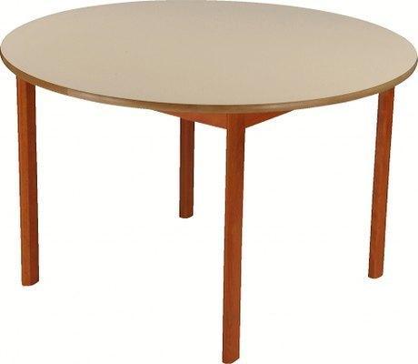 La table taipei 4 pieds 120 x 80 cm - Pied de table telescopique reglable 80 120 cm ...