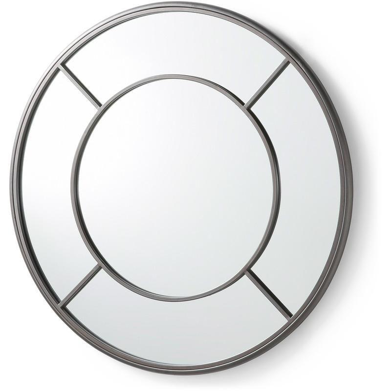 Miroirs de salle de bain kavehome achat vente de for Casa miroir rond