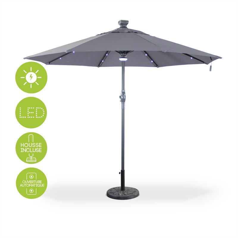 parasols alice 39 s garden achat vente de parasols alice. Black Bedroom Furniture Sets. Home Design Ideas