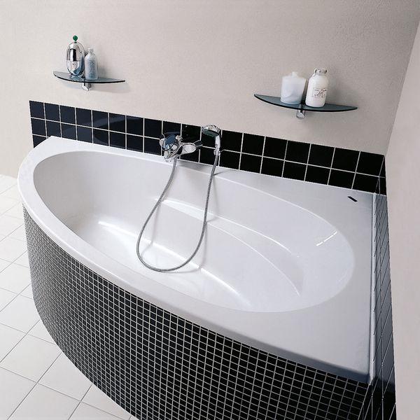 duscholux produits baignoires d 39 angle. Black Bedroom Furniture Sets. Home Design Ideas