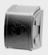 Boitier exterieur pour lecteur biometrique hurricane for Lecteur biometrique exterieur