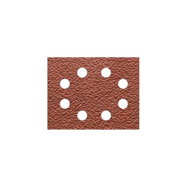 FEUILLES ABRASIVES POUR PONCEUSE DEWALT 115 X 140 MM GRAIN 100 - DT3004