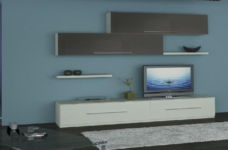 meubles tv inside75 achat vente de meubles tv inside75. Black Bedroom Furniture Sets. Home Design Ideas