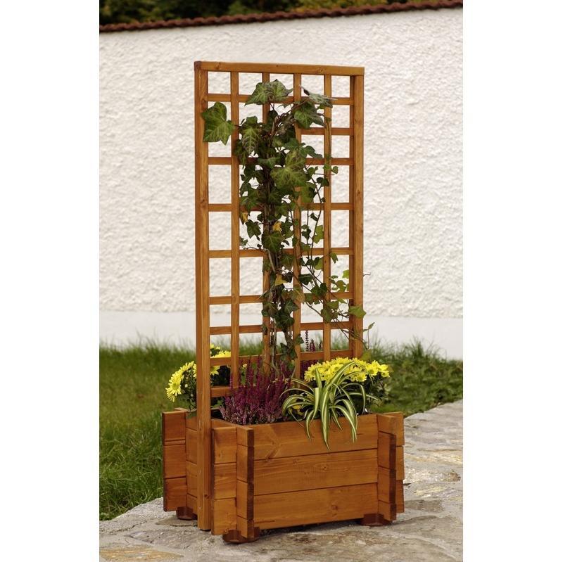 Jardini re en plastique tous les fournisseurs de - Jardinieres avec treillis ...