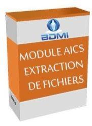 MODULE AICS EXTRACTION DE FICHIERS