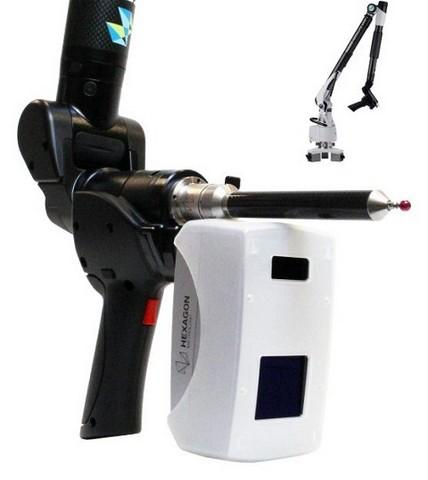 Scanner laser hp-l-20.8 : pour un scanning rapide, précis et mobile