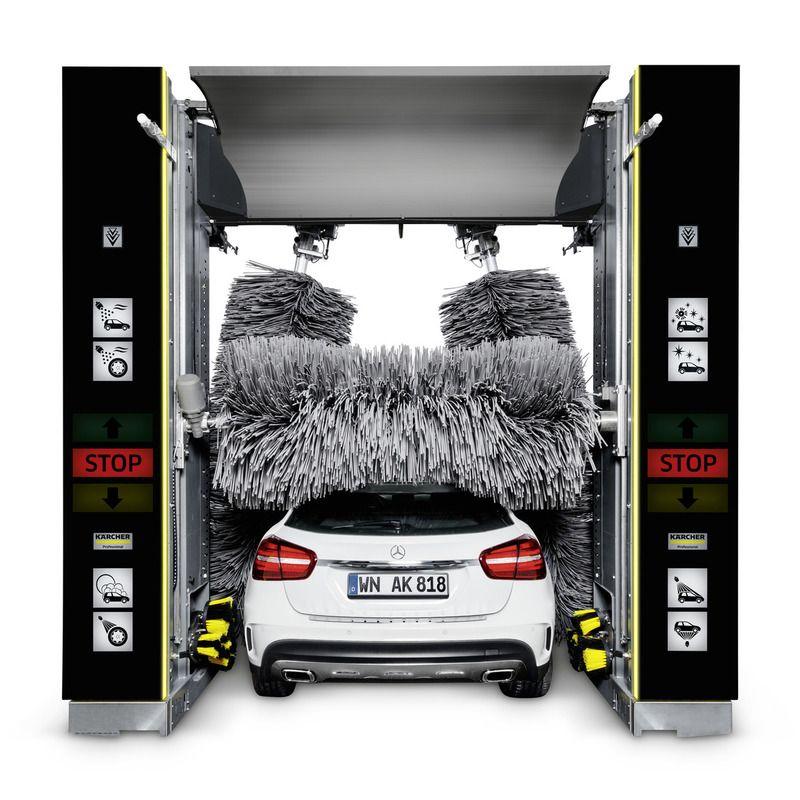 1.534-100.2 portique de lavage cwb 3 - kärcher - hauteur de lavage 2100 mm - débit 80 l/min