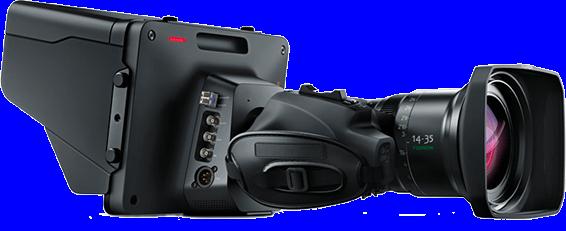 Blackmagic studio caméra 2-caméras production studio