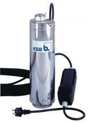 Pompe immerg es pour puits ksb ixo 55 e for Pompe immergee pour puits
