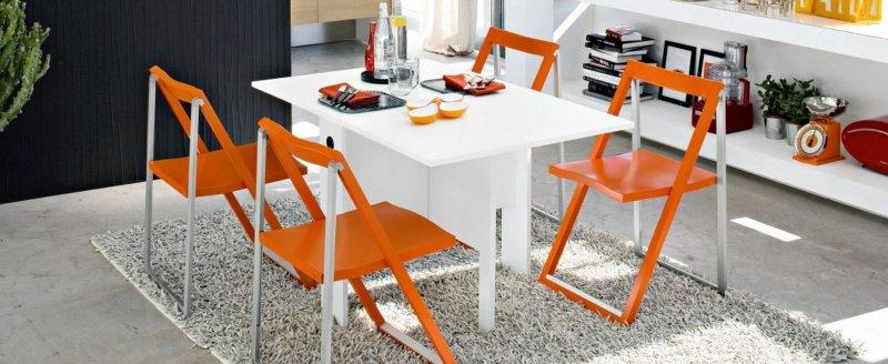 calligaris table console modulable spiazo blanche. Black Bedroom Furniture Sets. Home Design Ideas