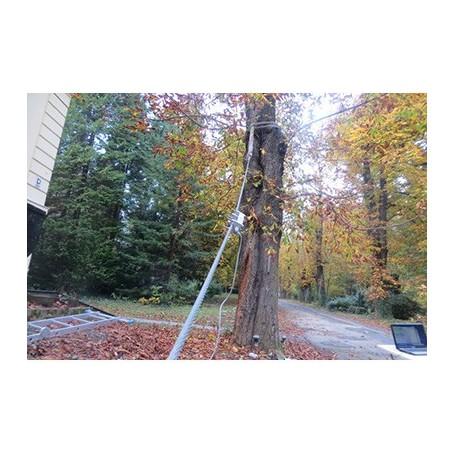Test de traction pour arbre