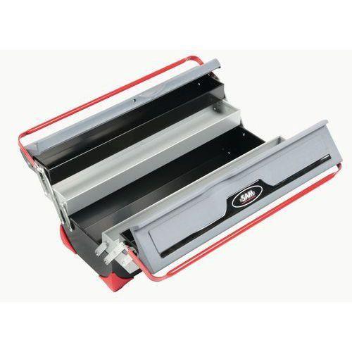 Caisse outils bi mati re 5 cases comparer les prix de - Caisse a outils electricien complete ...