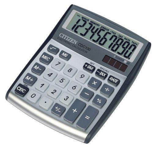 calculatrice citizen cdc100 comparer les prix de calculatrice citizen cdc100 sur. Black Bedroom Furniture Sets. Home Design Ideas