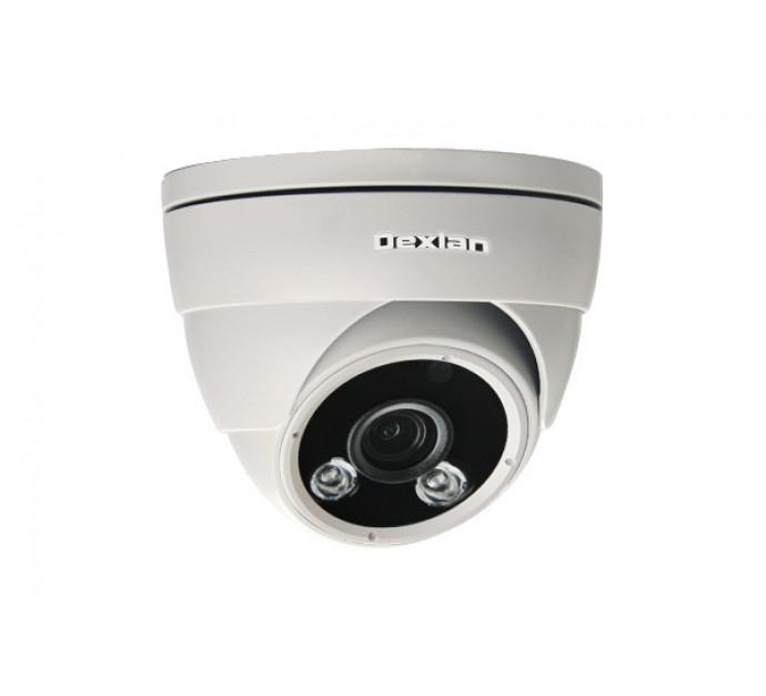 Dexlan camera dôme ip extérieure 1080p à vision nocturne - 3,8mm 20059