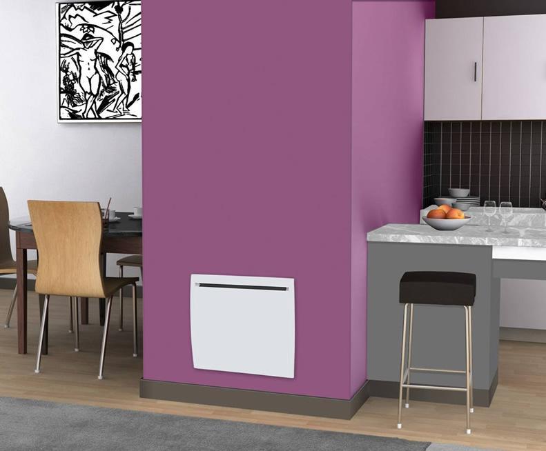 radiateur bloc fonte inertie airelec nathis horizontal. Black Bedroom Furniture Sets. Home Design Ideas