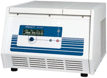 Sigma centrifugeuse 3k30