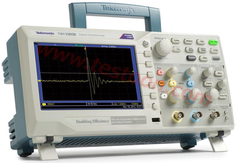 Pro Tek Oscilloscope : Tektronix tbs b