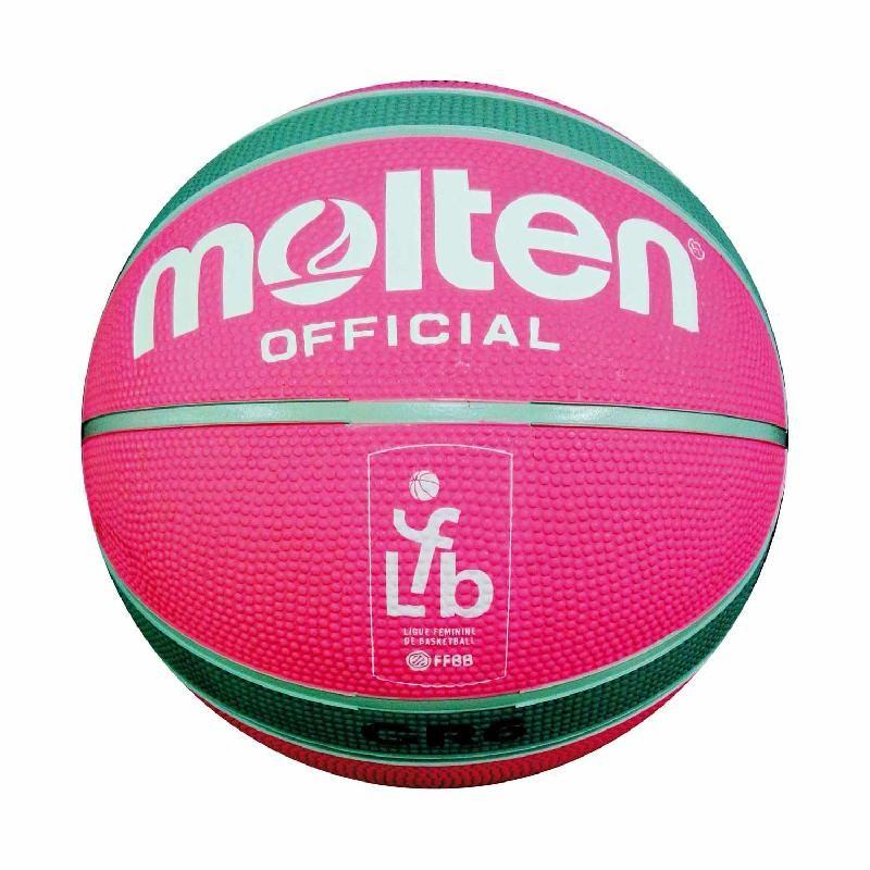 ae5890085e383 LOT DE 3 BALLONS DE BASKET MOLTEN GM FFBB FIBA + SAC DE RANGEMENT ...