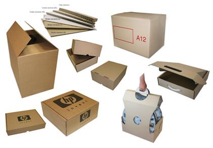 Caisse carton for Carton pour demenagement gratuit