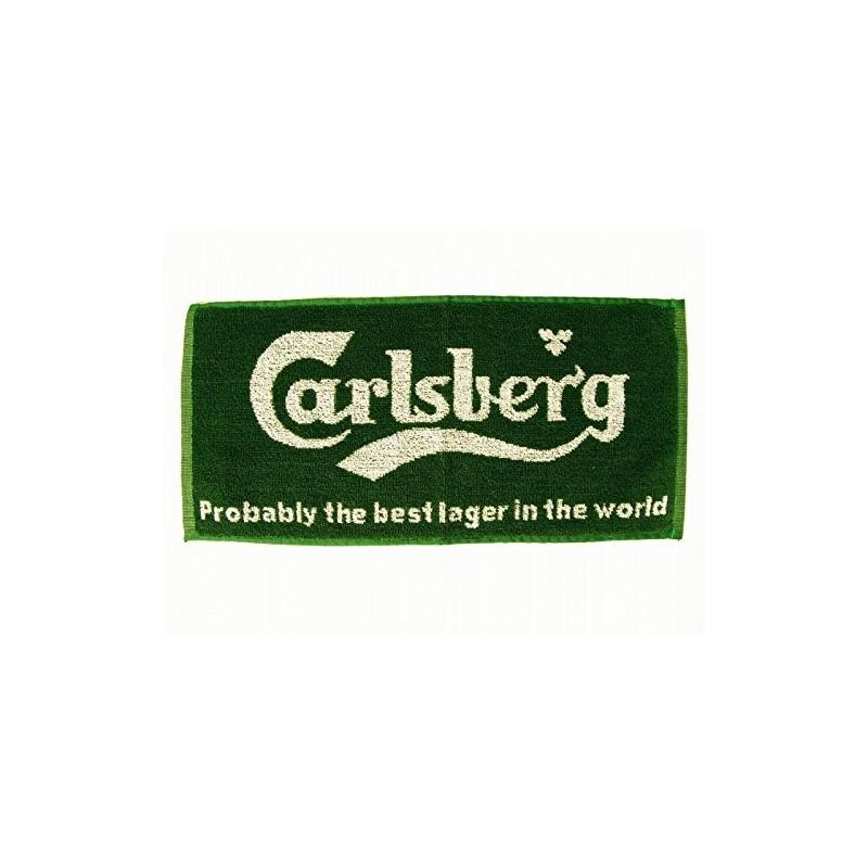 CARLSBERG SERVIETTE DE BAR