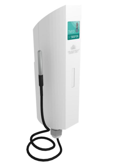 Acw/sf8-tm1  modem 868mhz 25mw - ip65 - rail din - antenne intégrée