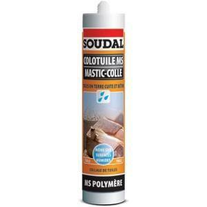 Mastic soudal achat vente de mastic soudal comparez les prix sur - Colle ms polymere ...