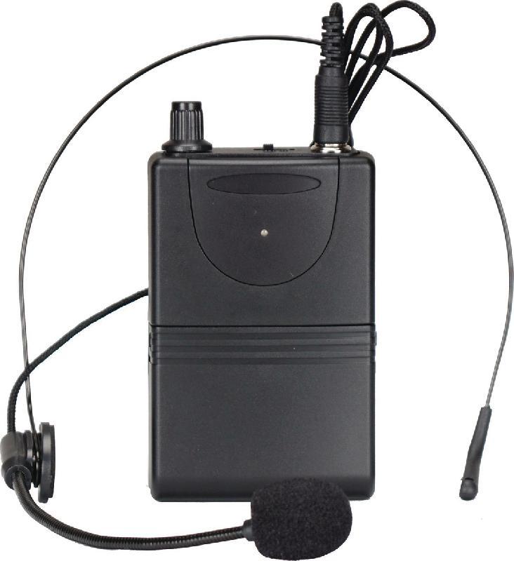 MICROPHONE SERRE TÊTE 863 MHZ