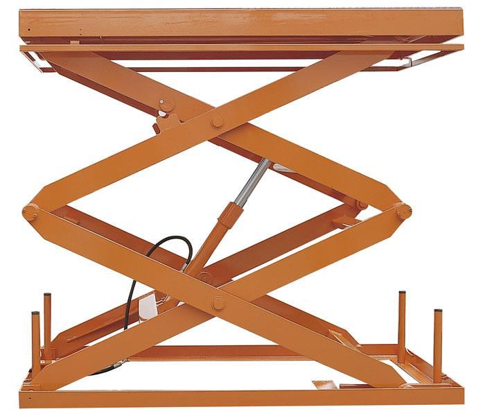 Proelevation produits tables elevatrices a ciseaux for Table elevatrice a ciseaux