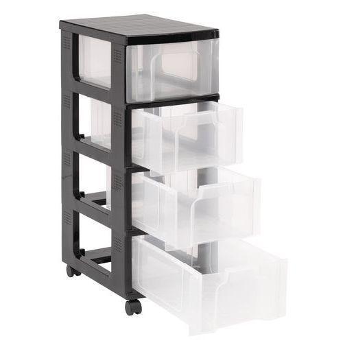 Bloc tiroir en plastique tous les fournisseurs de bloc - Tour de rangement plastique 6 tiroirs ...