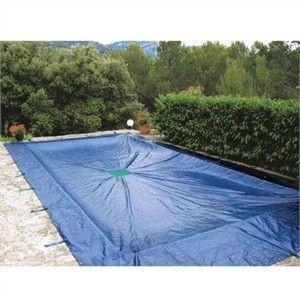 bache 6 x10 m piscine rectangulaire 240g m. Black Bedroom Furniture Sets. Home Design Ideas