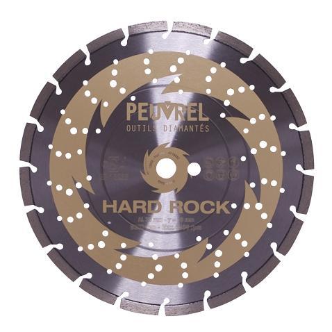 Disque coupe à sec hard rock