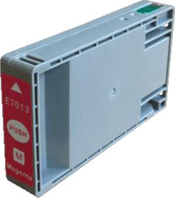 GREENECO E7013M: CARTOUCHE MAGENTA COMPATIBLE EPSON T7013